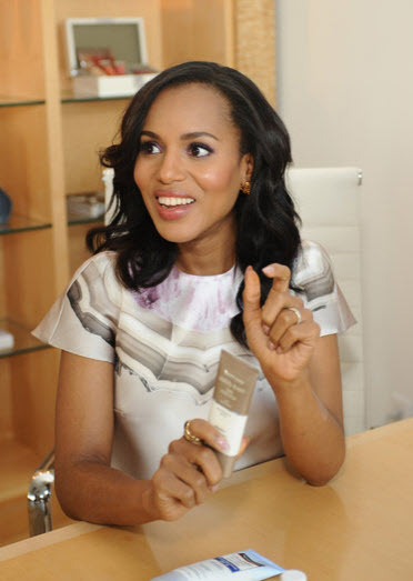 kerry washington neutrogena