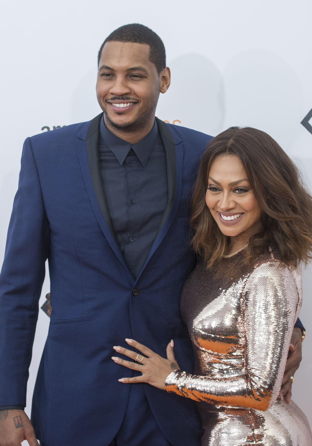 La La Anthony and Carmelo Anthony Have Called It Quits