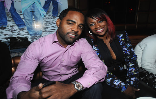 NEW YORK, NY - OCTOBER 15: Kandi Burruss and Todd Tucker attend CrazySexyCool Premiere Event at AMC Loews Lincoln Square 13 theater on October 15, 2013 in New York City.  (Photo by Brad Barket/Getty Images for VH1)