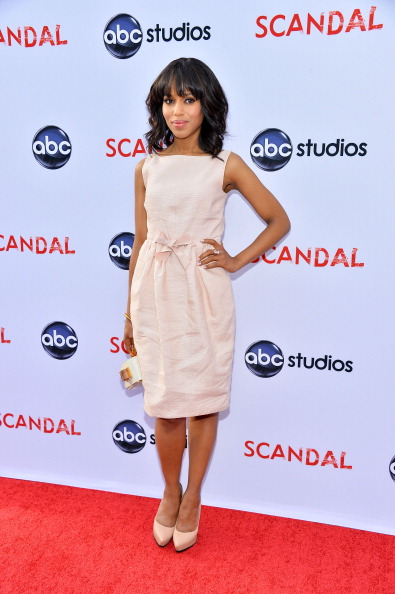 """Academy Of Television Arts & Sciences' Hosts Season 2 Finale Screening Of """"Scandal"""""""