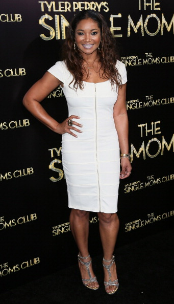"""Premiere Of Tyler Perry's """"The Single Moms Club"""" - Arrivals"""