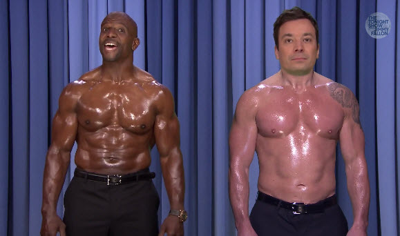 terry crews fallon